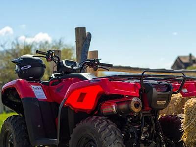 2018 Honda® FourTrax Rancher Base | Baker Motorsports